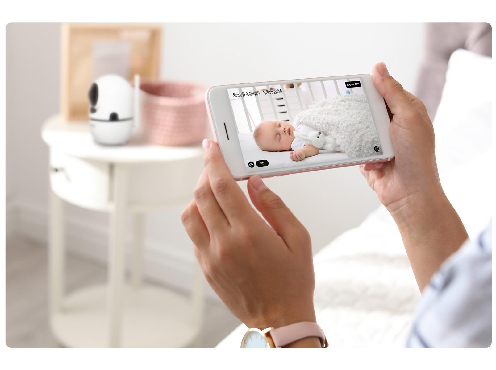 Wewnętrzna kamera IP Overmax Camspot 3.6