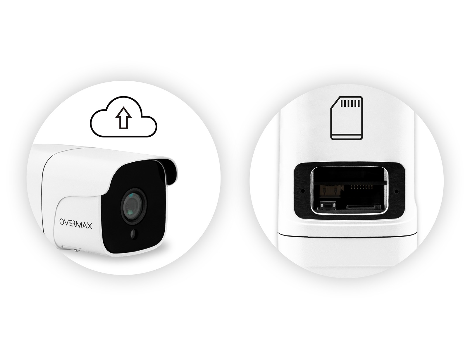 Zewnętrzna kamera IP Overmax Camspot 4.7 One