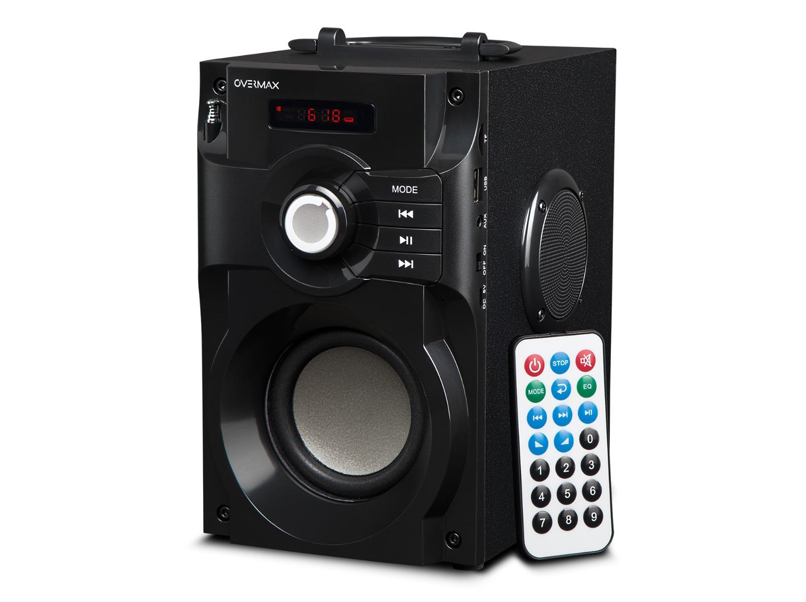 Głośnik bezprzewodowy Overmax SoundBeat 2.0