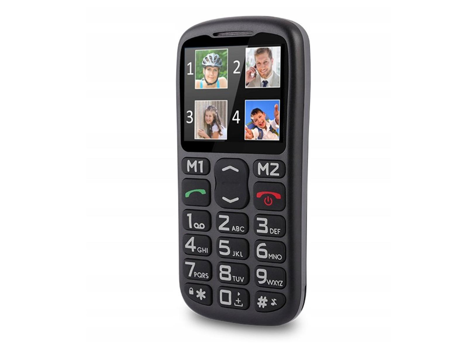 Telefon dla seniora Overmax VERTIS 1820 EASY
