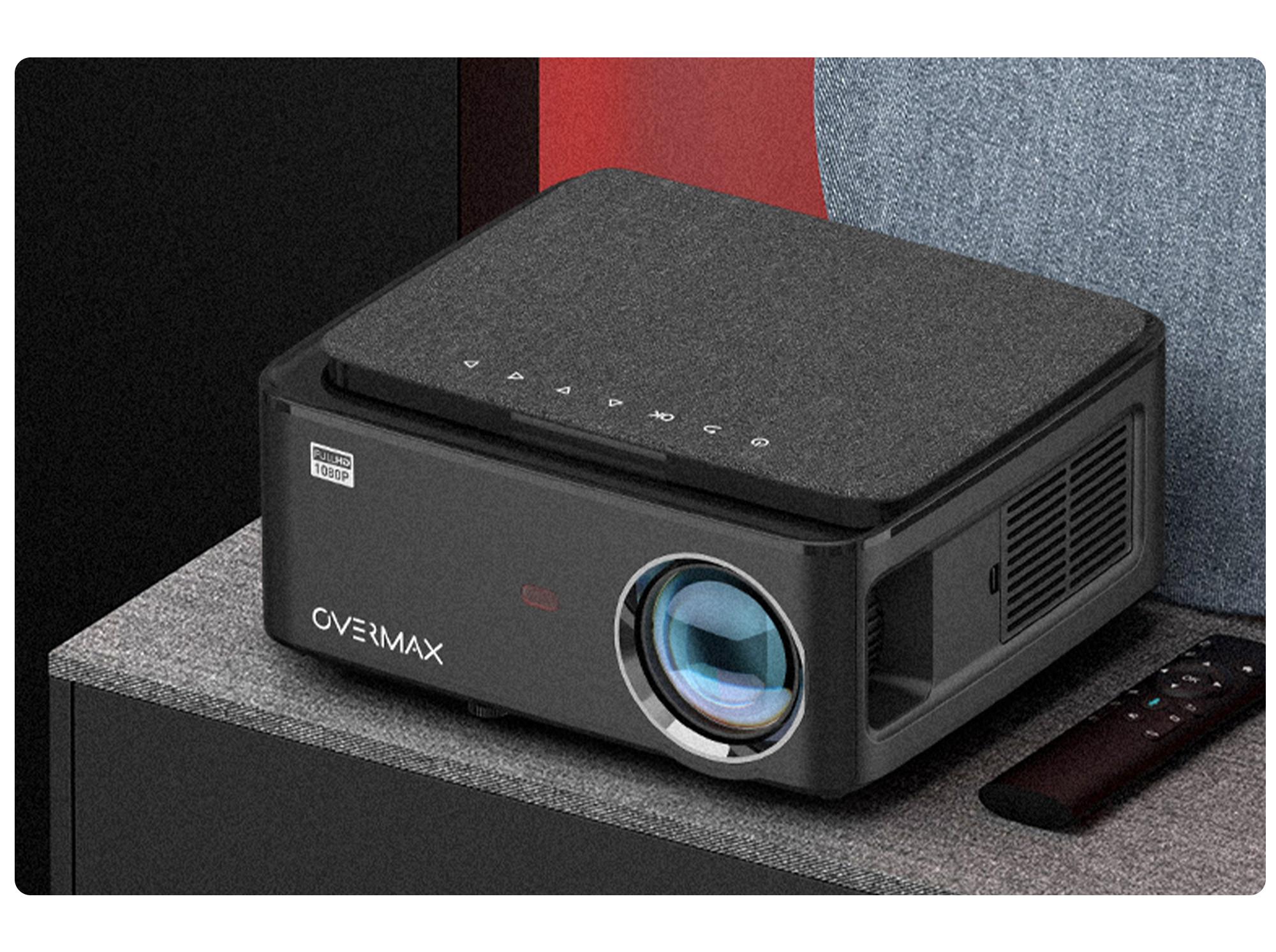 Projektor LED Overmax Multipic 5.1