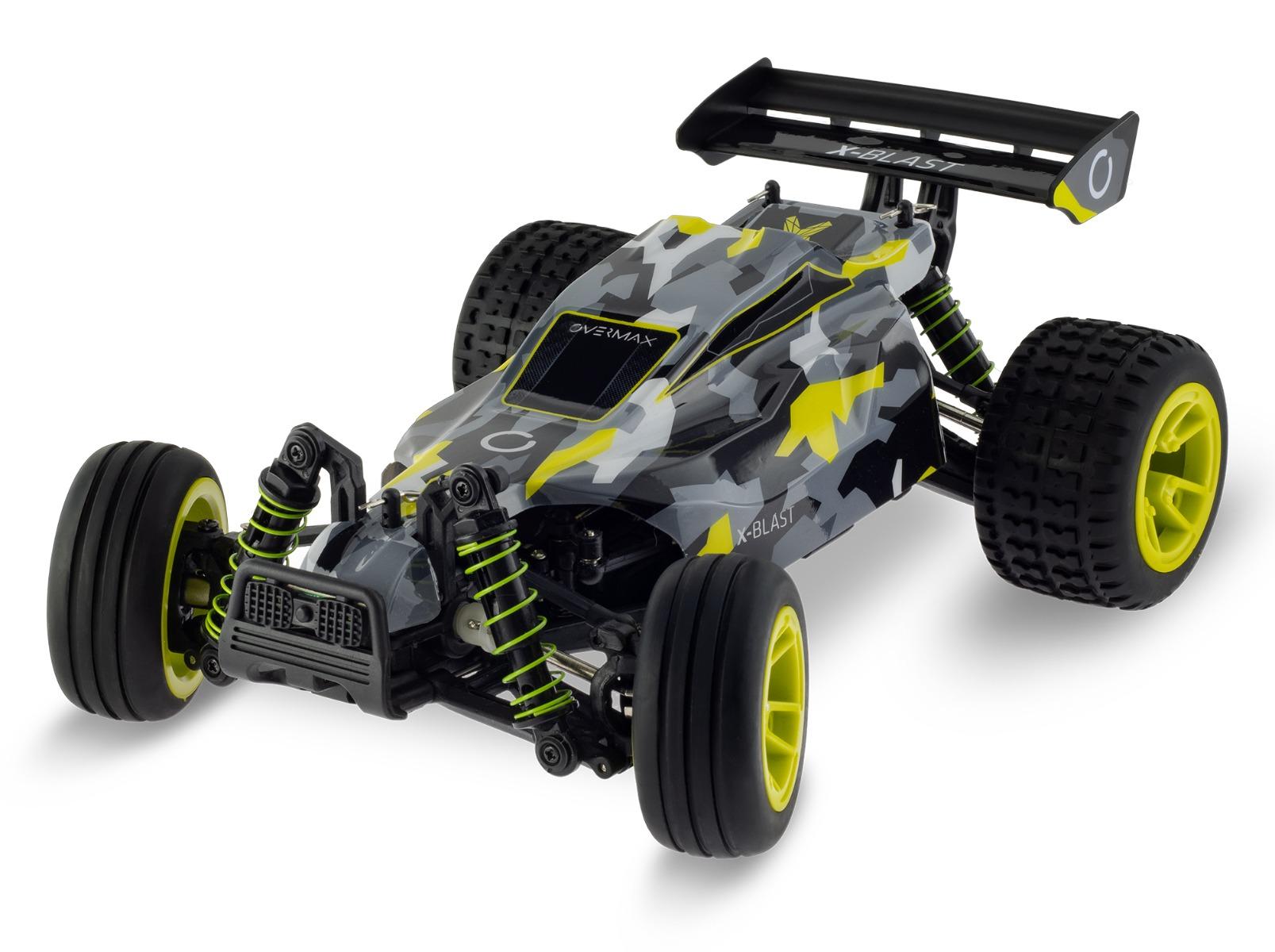 Samochód RC Overmax X-Monster 3.0