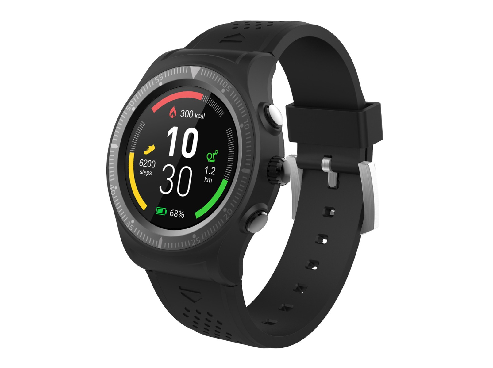Smartwatch Overmax Touch 5.0 Black